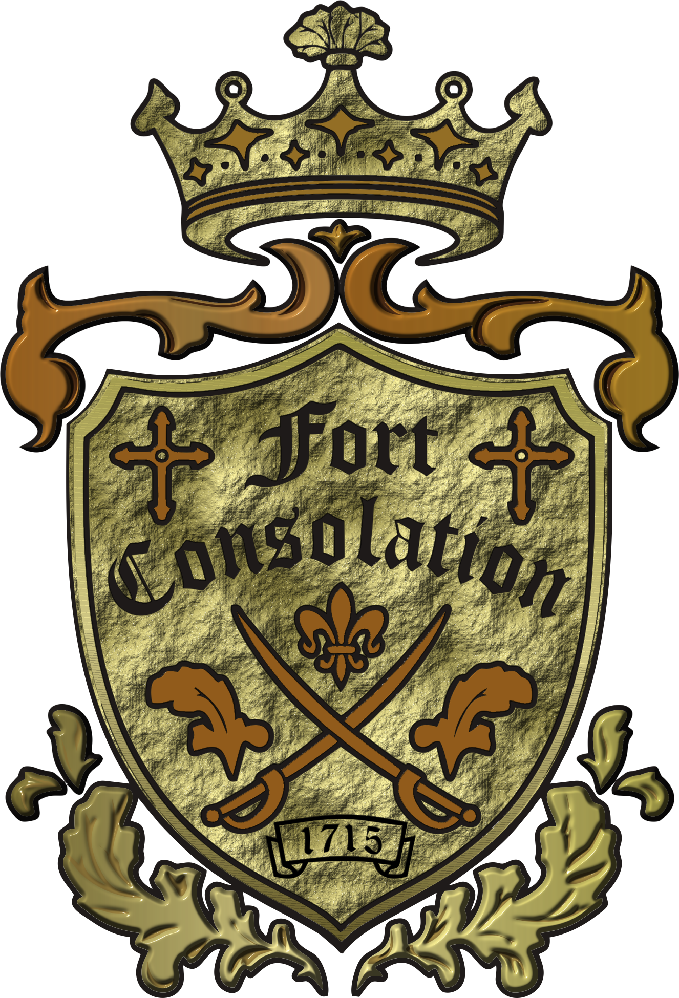 FORT CONSOLATION RUSTIC PNG